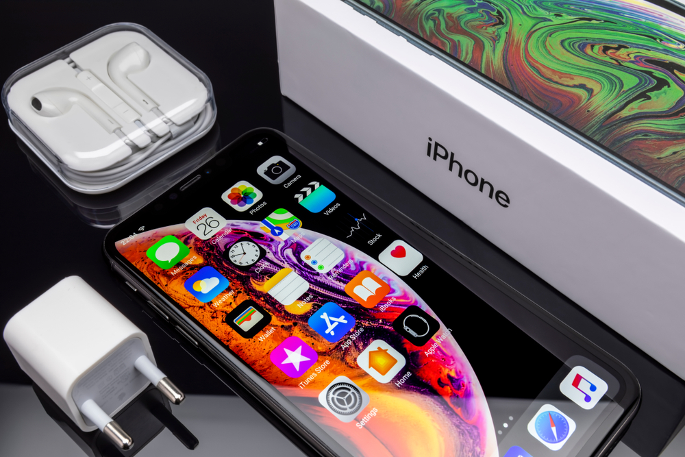 Review Iphone Xs Max harga